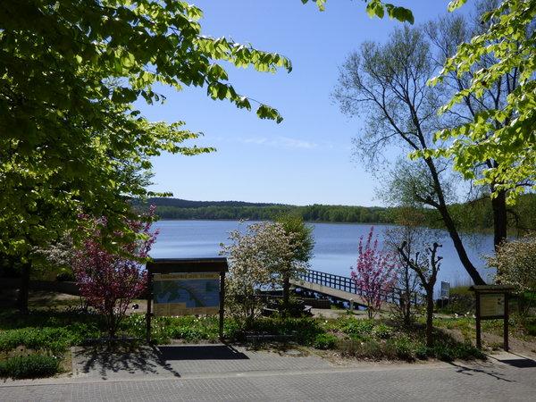 Blick über den Kölpinsee