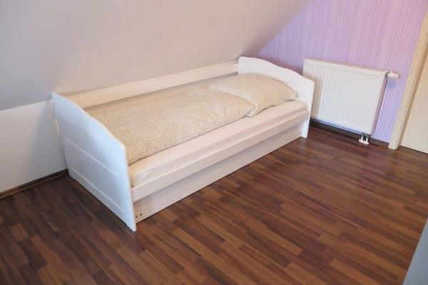 dritte Schlafmöglichkeit im Wohnbereich