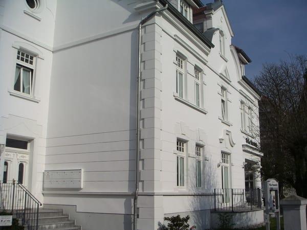 Hauseingang Villa Annabelle