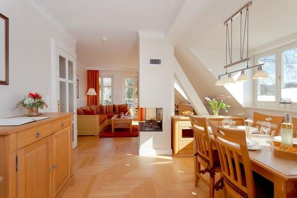 Das 2-Zimmer-Appartement Nr. 18 - mit einer Größe von 51 Quadratmetern ...