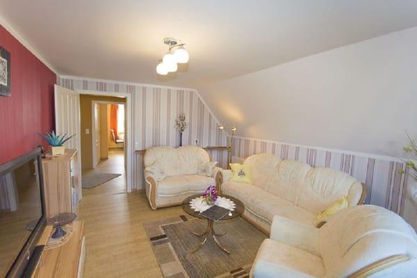 Wohnzimmer  mit WLAN