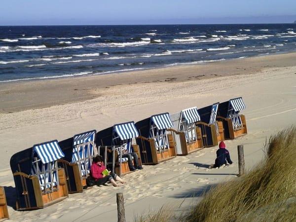 An der Ostsee in Karlshagen