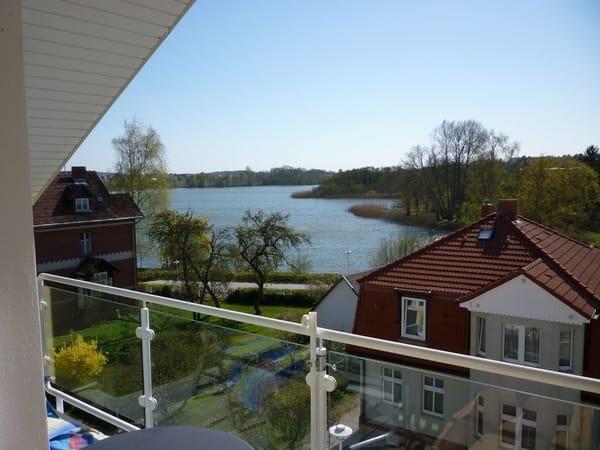 Schloonseeblick vom Balkon