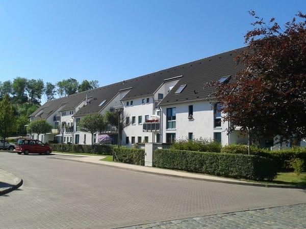 Appartementhaus (kostenloser zum Appartement gehörender Parkplatz)