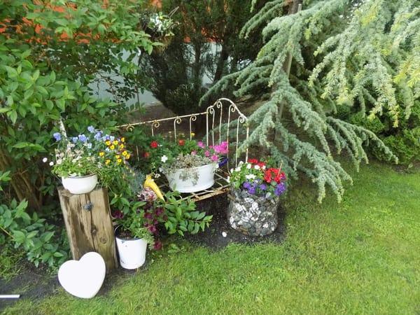 Garteneindrücke