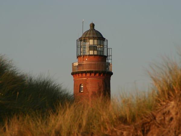 Leuchtturm am Darßer Ort