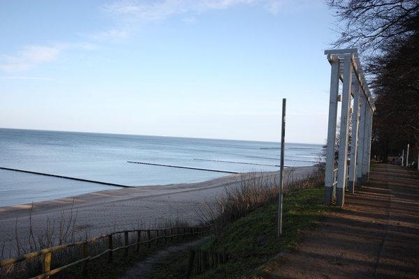 Blick von der Seepromenade