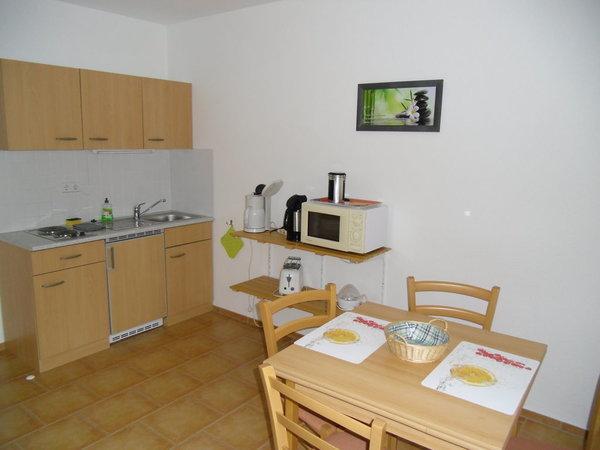 Wohn-und Küchenbereich