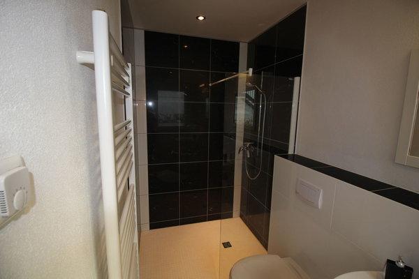 begehbare und bodengleiche Dusche