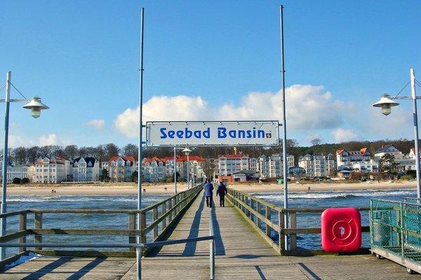 Seebrücke Bansin