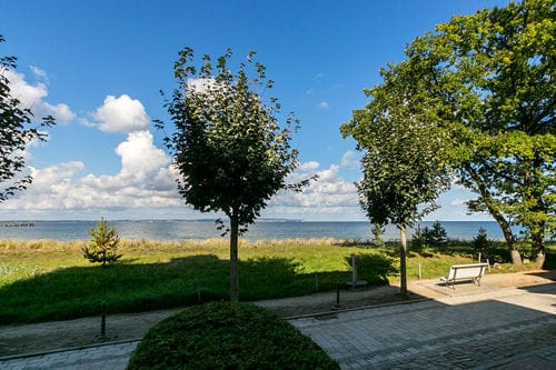 Hier Ihr Meerblick aus der Loggia ...