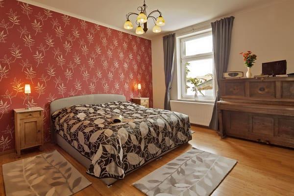Villa See-Eck FeWo 1.OG - Schlafzimmer 1
