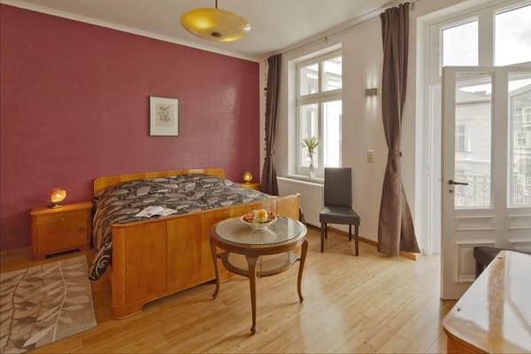Villa See-Eck FeWo 1.OG - Schlafzimmer 2
