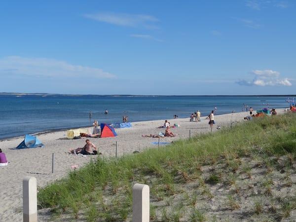 Ostseestrand 5km entfernt
