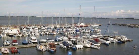 Am Wieker Yachthafen