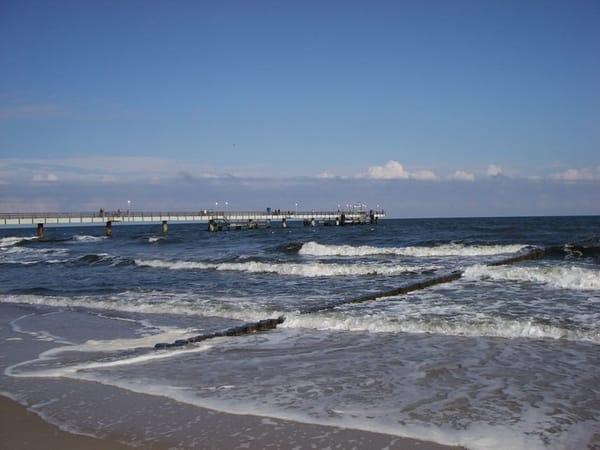 Strand in ca.200m Laufweite