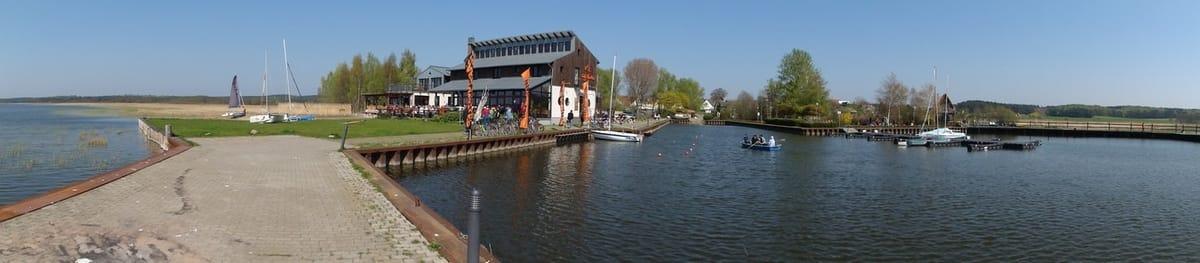 Achterwasser in Ückeritz für Wassersport