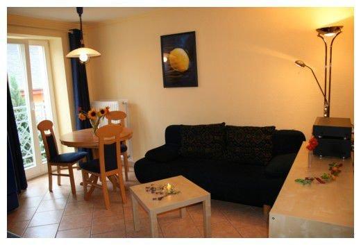 Stadt-Residenz WE 3 Wohnzimmer