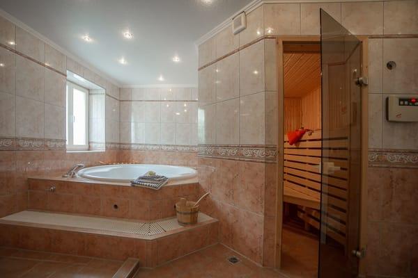 Stadt-Residenz Sauna