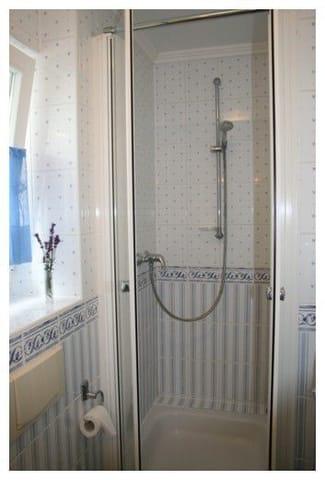 Stadt-Residenz WE 3 Dusche