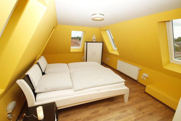 2.Schlafzimmer mit eigenem Wc