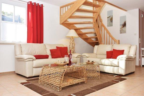 ferienhaus boddenkieker 3 zimmer ferienwohnung ferienhaus born fischland darss zingst. Black Bedroom Furniture Sets. Home Design Ideas