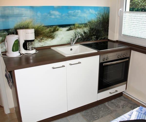 """Küche """"am Strand"""""""