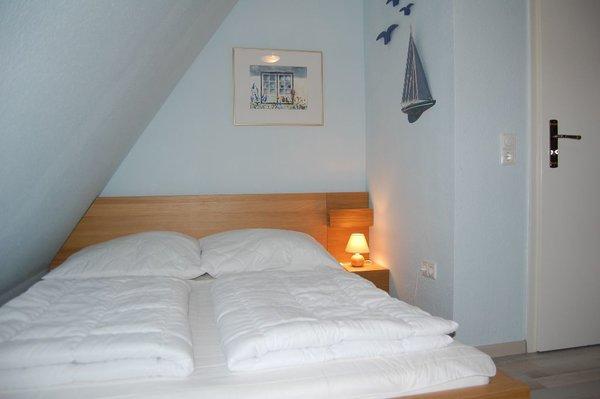 Kinderzimmer mit Doppelbett 1,40 Breite