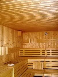 Biosauna und Finnische Sauna
