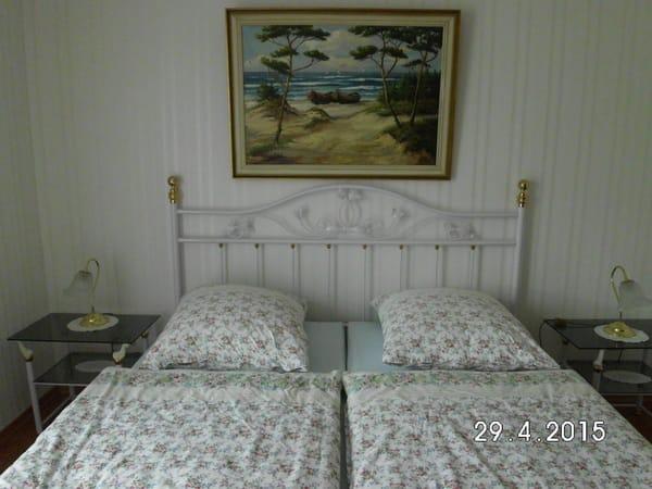 für Schnarcher separates Schlafzimmer vorhanden