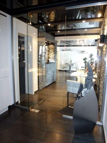 Eingangsbereich und Empfang