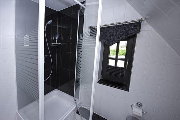 Detailansicht Duschbad