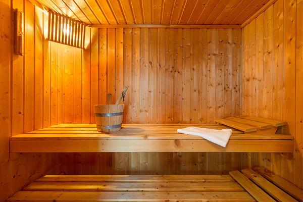 In Ihrer Fewo in der Villa Grieben steht für Sie eine Sauna bereit.