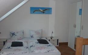 Schlafzimmer auf 2. Ebene