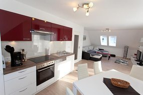 Wohn-Essbereich Wohnung 2