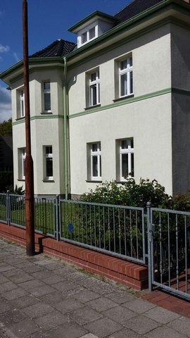 Haus- Ansicht
