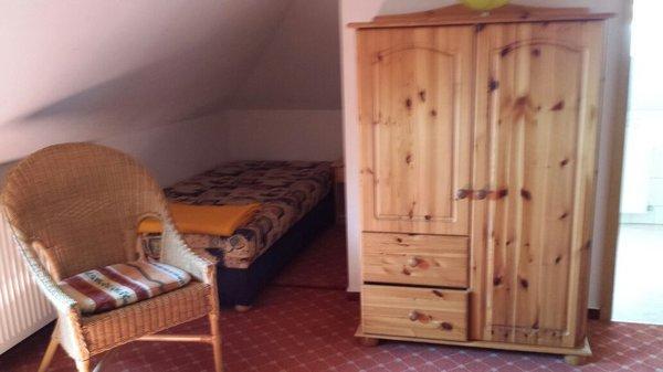 Wohnbereich- 1 Bad mit WC- WB