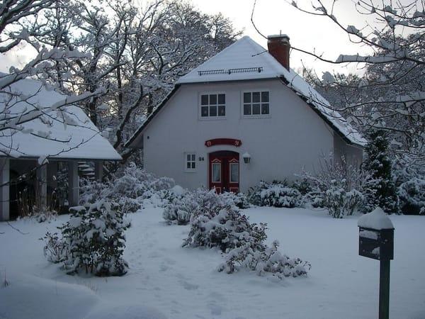 ein Traum mit Schnee