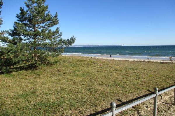 nur wenige Meter zum Strand...