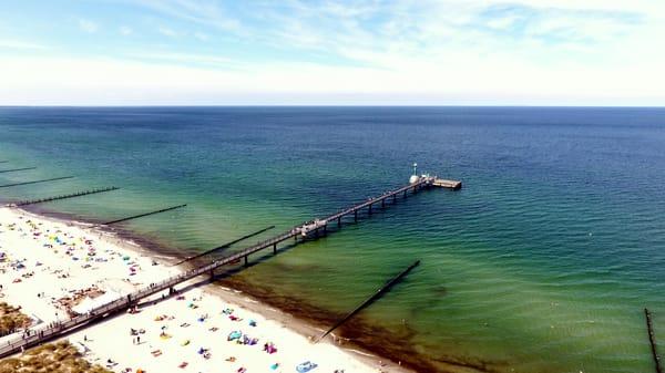 Zingster Seebrücke