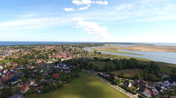 Zwischen Bodden und Ostsee