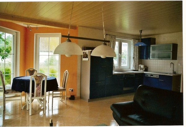 Stube - Küche