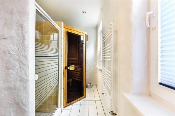 Badezimmer OG mit Sauna