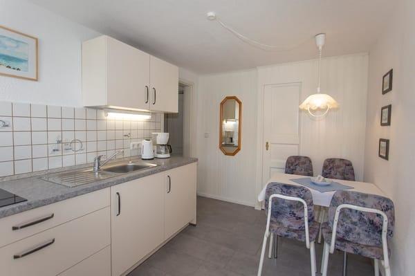 Küche der Wohnung 1