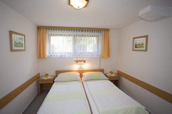 Schlafzimmer 1 der Wohnung 1