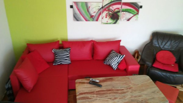Sitzecke Wohnzimmer