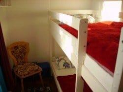 2. Schlafzimmer mir Etagenbett