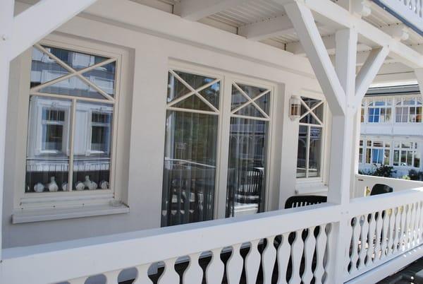 Balkon Süd-Seite