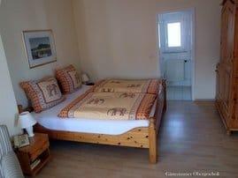 Gästezimmer Obergeschoss - Schlafbereich
