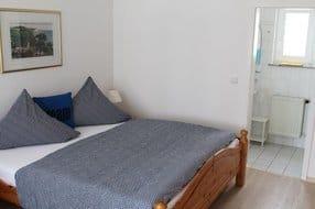 Gästezimmer Erdgeschoß - Schlafbereich